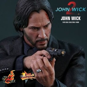 Hot Toys - John Wick - John Wick: Chapter 2
