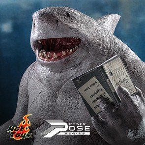Hot Toys - King Shark - The Suicide Squad - Power Pose Serie