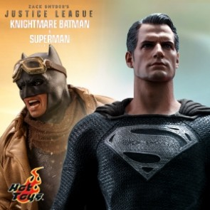 Hot Toys - Knightmare Batman and Superman - Zack Snyder's Justice League