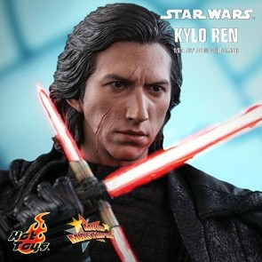 Hot Toys - Kylo Ren - Star Wars: The Rise of Skywalker
