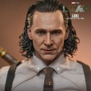 Hot Toys - Loki - Marvel-Serie Loki - Disney Plus