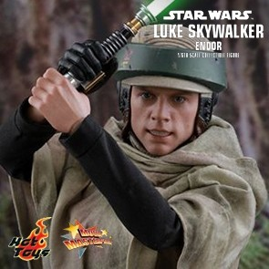 Hot Toys - Luke Skywalker - Endor Version - Star Wars: Return of the Jedi