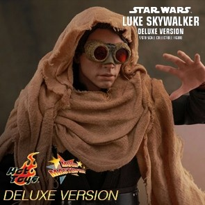 Hot Toys - Luke Skywalker - Deluxe Version - Star Wars: Return of the Jedi