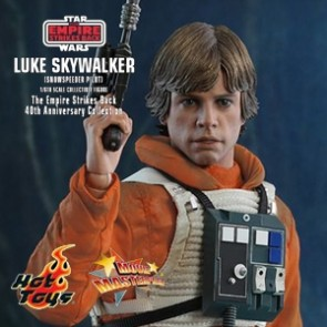 Hot Toys - Luke Skywalker Snowspeeder Pilot - Star Wars - The Empire Strikes Back - 40th Anniversary