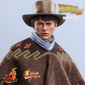 Hot Toys - Marty McFly - Back to the Future Part III