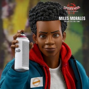 Hot Toys - Miles Morales - Spider-Man: Into the Spider-Verse