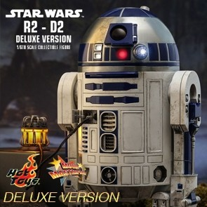 Hot Toys - R2-D2 Deluxe Vesrion - Star Wars