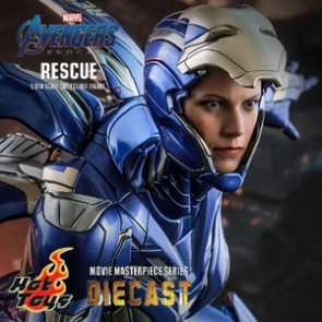 Hot Toys - Rescue Suit - Pepper Potts - Avengers - Endgame