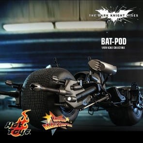 Hot Toys - Bat-Pod - Batman - The Dark Knight Rises