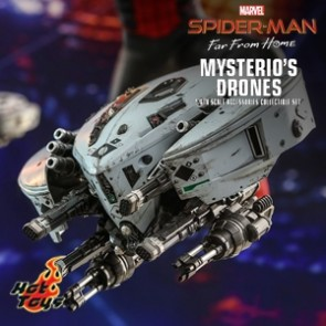 Hot Toys - Mysterio's Drones - Accessories Collectible Set - Spider-Man: Far From Hom