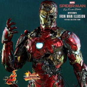 Hot Toys - Mysterio's Iron Man Illusion - Spider-Man: Far From Home