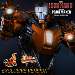 Iron Man - Peacemaker Mark XXXVI