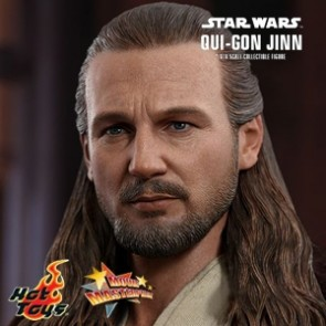 Hot Toys - Qui-Gon Jinn - Star Wars - Episode I -The Phantom Menace