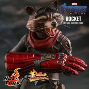 Hot Toys - Rocket - Avengers: Infinity War