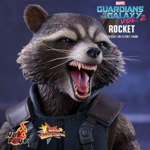 Hot Toys - Rocket - Guardians of the Galaxy Vol. 2