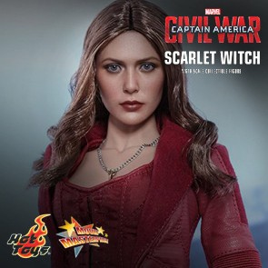 Scarlet Witch - Captain America: Civil War - Hot Toys