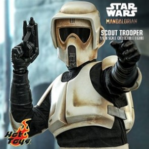 Hot Toys - Scout Trooper - Star Wars: The Mandalorian (