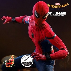 Hot Toys - Spider-Man - Spider-Man: Homecoming - Quarter Scale