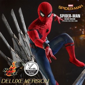 Hot Toys - Spider-Man - Spider-Man: Homecoming - Quarter Scale - Deluxe Version