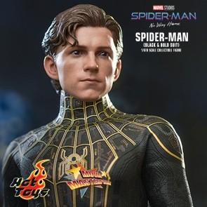 Hot Toys - Spider-Man - Black & Gold Suit - Spider-Man: No Way Home