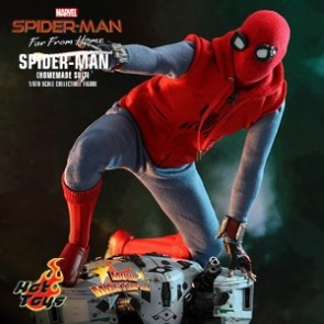 Hot Toys - Spider-Man Homemade Suit - Spider-Man: Far From Home