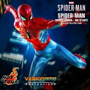 Hot Toys - Spider-Man - Spider Armor-MKIV Suit - Marvel's Spider-Man