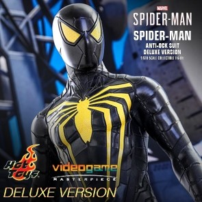 Hot Toys - Spider-Man - Anti-Ock Suit - Collectible Figure Deluxe Version