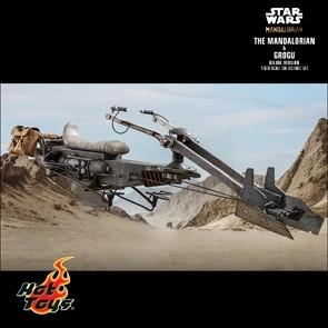Hot Toys - Swoop Bike - Star Wars: The Mandalorian
