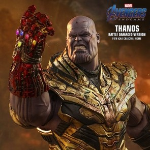 Hot Toys - Thanos - Battle Damaged - Avengers:Endgame