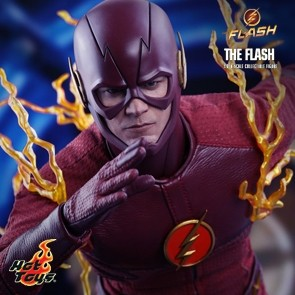 Hot Toys - The Flash - Barry Allen - TV-Serie - The Flash