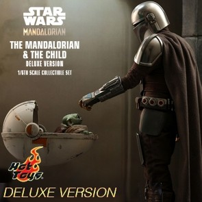 Hot Toys - Mandalorian & The Child - Star Wars: The Mandalorian - Deluxe Version