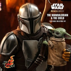 Hot Toys - Mandalorian & The Child - Star Wars: The Mandalorian