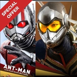 Special Offer - Hot Toys Wasp + Ant-Man