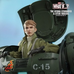 Hot Toys - The Hydra Stomper and Steve Rogers - What If…?