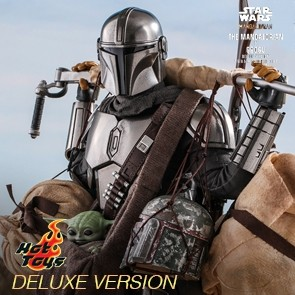 Hot Toys - The Mandalorian & Grogu - Star Wars: The Mandalorian - Deluxe Version