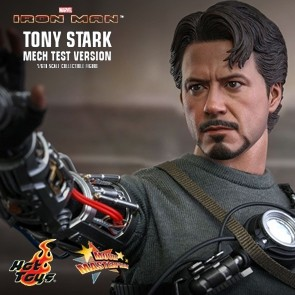 Hot Toys - Tony Stark - Mech Test - Iron Man