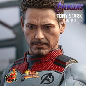 Hot Toys - Tony Stark Team Suit Version - Avengers - Endgame