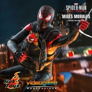 Hot Toys - Miles Morales - Classic Suit - Spider-Man: Into the Spider-Verse