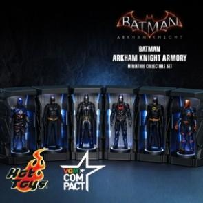 Hot Toys - Batman Arkham Knight - Armory Miniature Collectibles Set