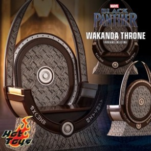 Hot Toys - Wakanda Throne - Black Panther