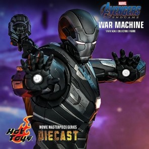 Hot Toys - War Machine - Avengers - Endgame - Diecast