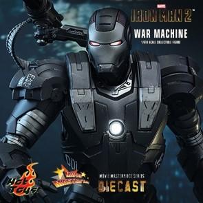 Hot Toys - War Machine - Reissue - Iron Man 2 - Diecast