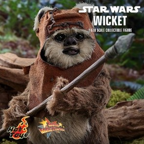 Hot Toys - Wicket - Star Wars - Return of the Jedi
