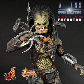Hot Toys - Wolf Predator - Aliens VS Predator: Requiem
