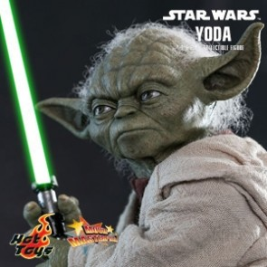 Yoda - Star Wars: Episode II Attack of the Clones - Hot Toys