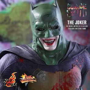 The Joker -Batman Imposter Version -Hot Toys