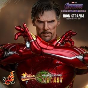 Hot Toys - Iron Strange - Avergers Endgame - Concept Art