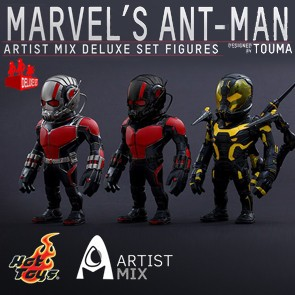 Ant-Man - Artist Mix Figures - by Touma - Hot Toys