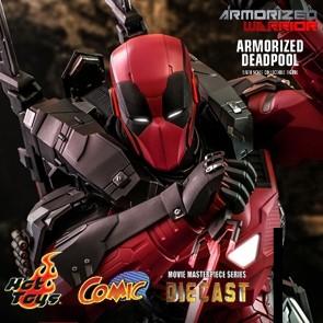 Hot Toys - Armorized Deadpool - Armorized Warrior