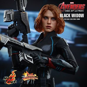 Black Widow - Age of Ultron - Avengers II - Hot Toys